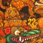 Bali Resim Sanatı 12