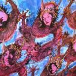 Bali Resim Sanatı 2b
