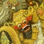 Bali Resim Sanatı 8