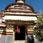 Gyantse Stupa Manastırı