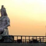 Rishikesh / Tanrı Shiva Heykeli