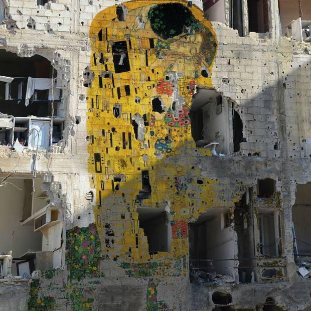 syrian-museum-klimt-freedom