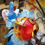 Ubud Dalışı Papağan Balığı)