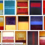 Rothko'nun eserleri